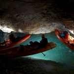Słowenia: kajaki w dawnej kopalni Mežica