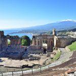 Włochy: Sycylia – Taormina i Castelmola || 13-15 maja 2014