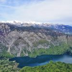 Słowenia: jezioro Bohinj i szczyt Vogel