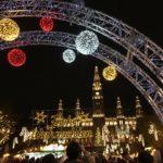 Wiedeń w czasie jarmarków świątecznych