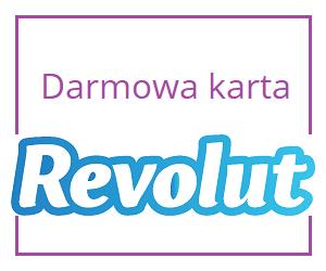 Odbierz darmową kartę Revolut